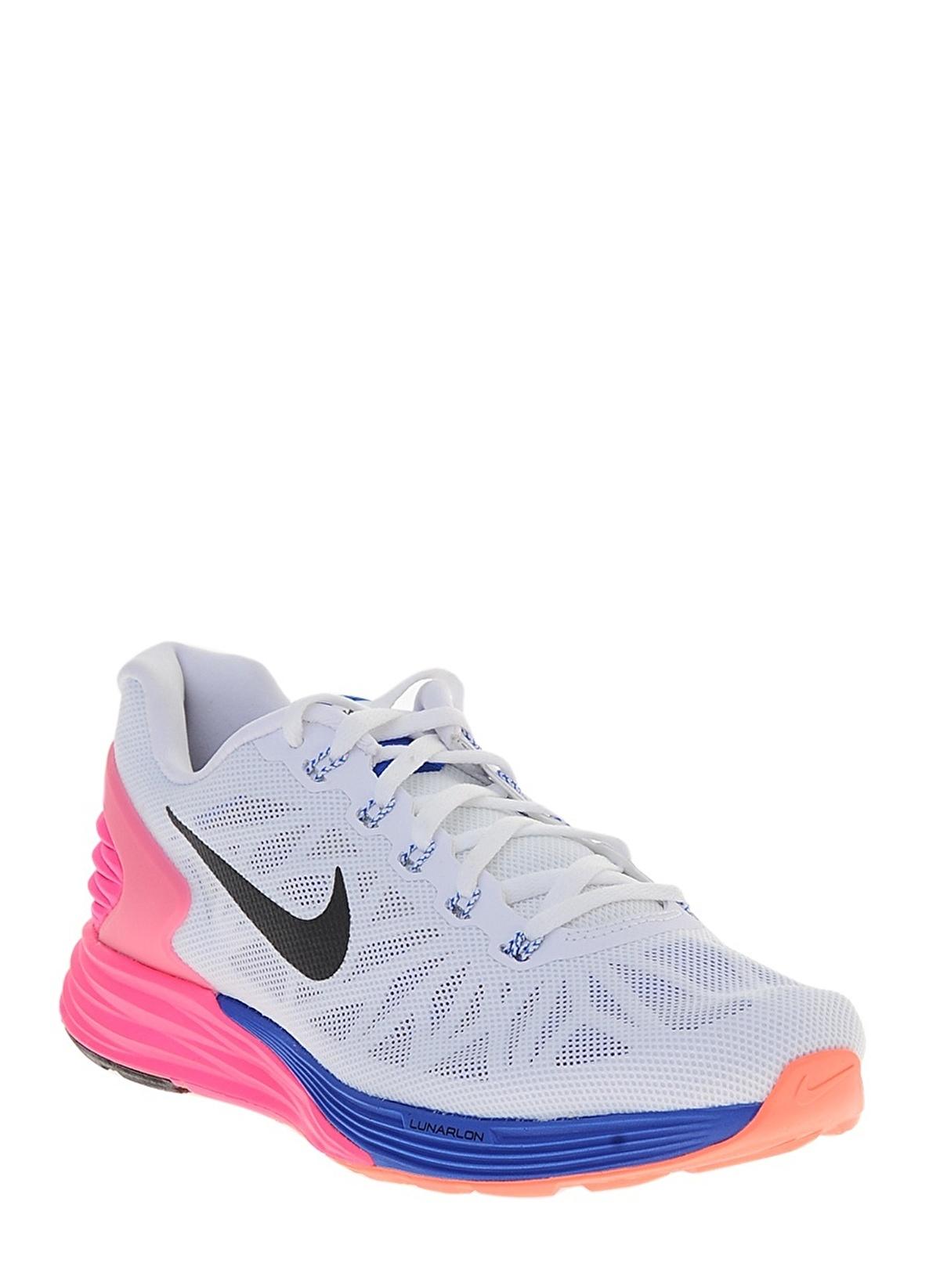 the best attitude ce2b1 14422 Nike Koşu Ayakkabısı   Lunarglide 6 Beyaz ...